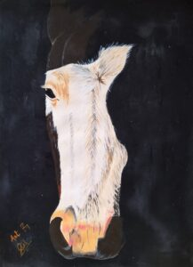 """""""horse painting"""""""