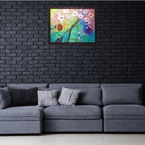 """""""lucky feng shui paintings"""""""