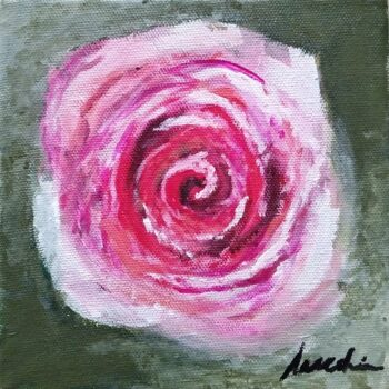 """""""rose painting"""""""