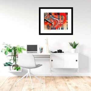 """""""vibrant abstract paintings"""""""