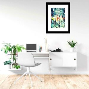 """""""modern paintings for office"""""""